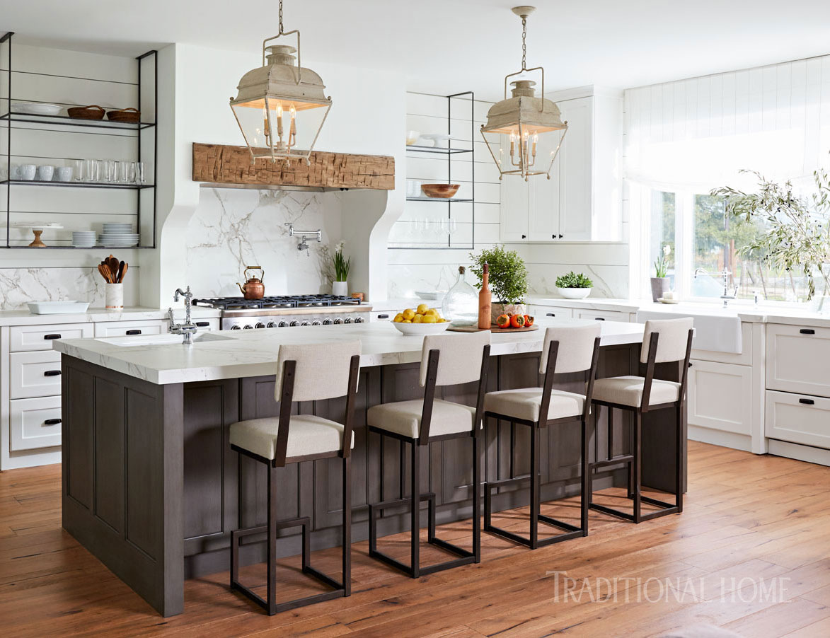 Get The Look Farmhouse Style Traditional Home