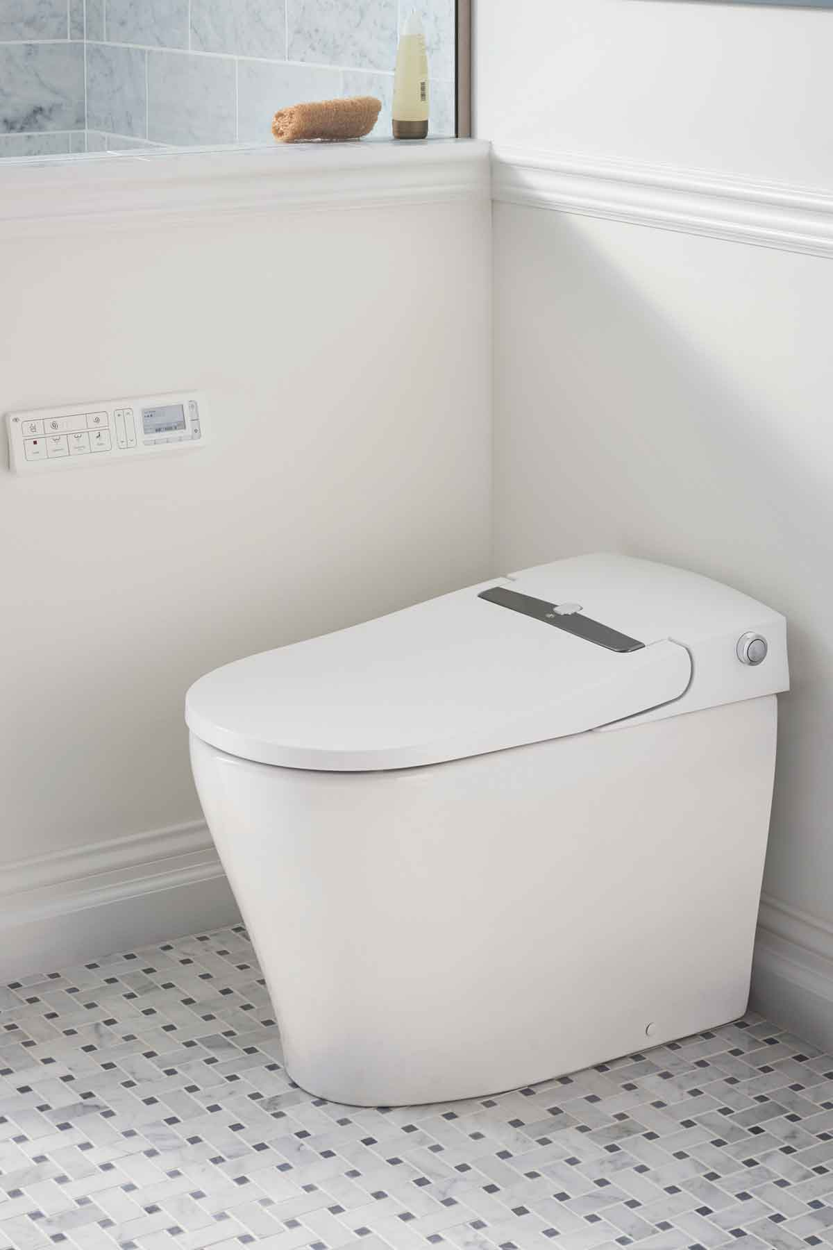 AT200 LS SpaLet Integrated Electronic Bidet Toilet