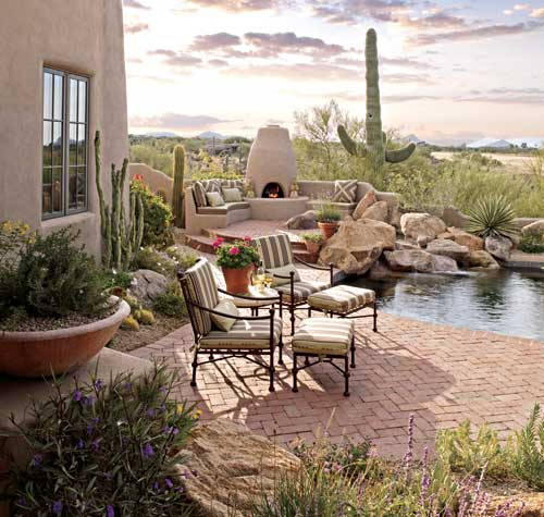 Image Of Sunny Arizona Pools: 15 Peaceful Places To Relax & Unwind
