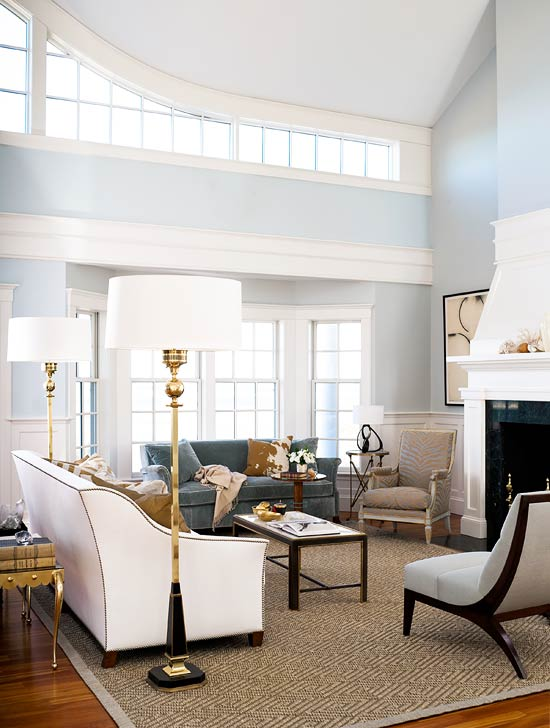 Decorating and Design Tips From Lisa Sternfeld | Traditional Home