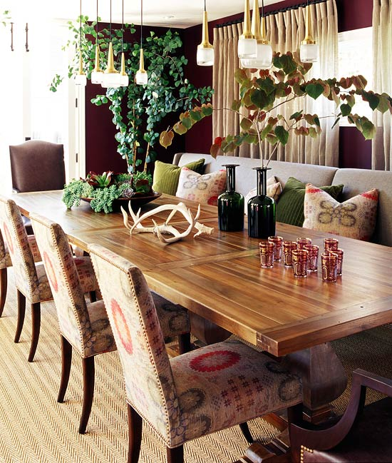 Casual Traditional Dining Rooms: Casual Dining Rooms With Ease And Comfort