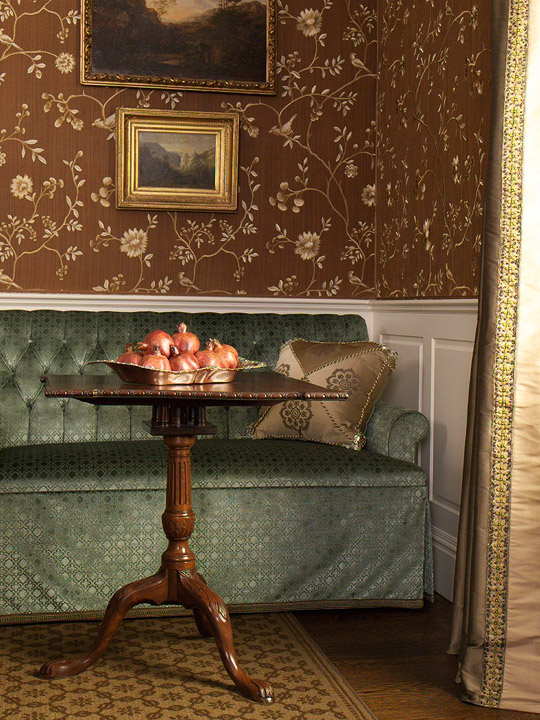 decorating: favorite fall colors   traditional home