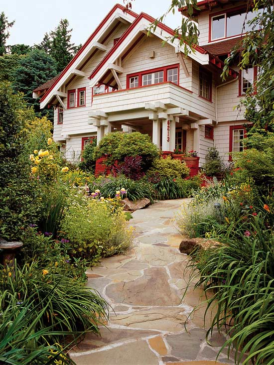 Get The Look Arts And Crafts Style Architecture