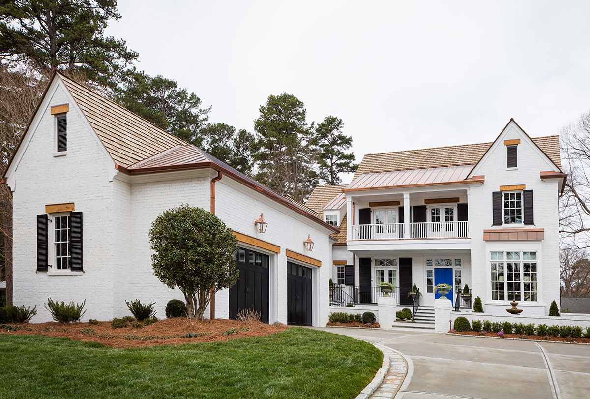 Exclusive Tour Of The Raleigh Designer Showhouse Traditional Home