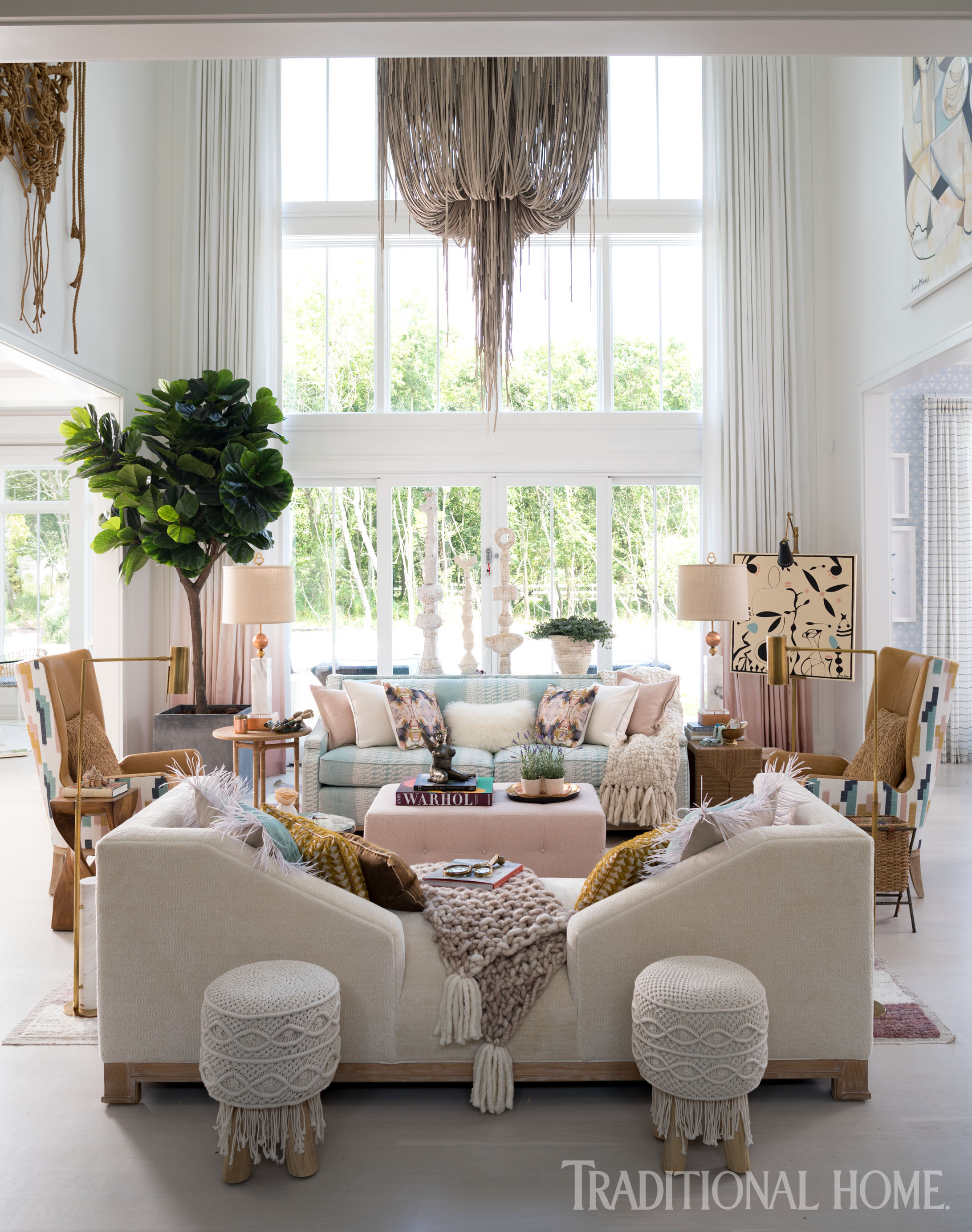 Enjoyable Beachy Home Inspiration From The Hamptons Traditional Home Unemploymentrelief Wooden Chair Designs For Living Room Unemploymentrelieforg