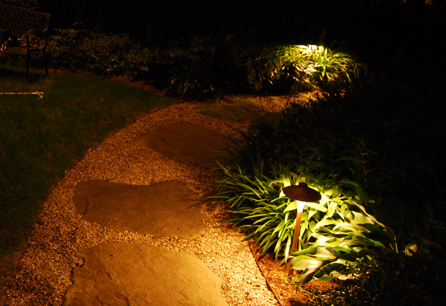 Light Up Your Landscape | Traditional Home