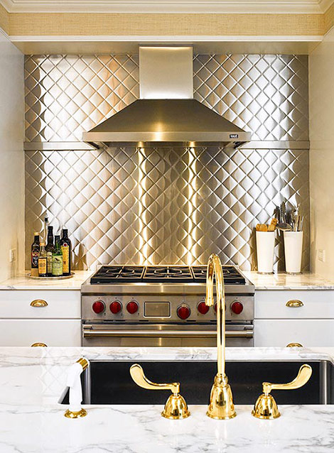 Design Ideas for White Kitchens | Traditional Home on