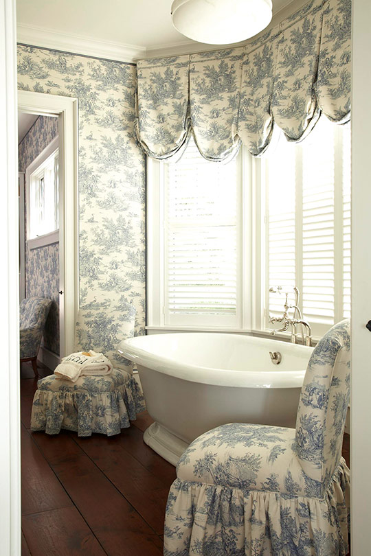 enlarge - Traditional Bathroom Design Ideas