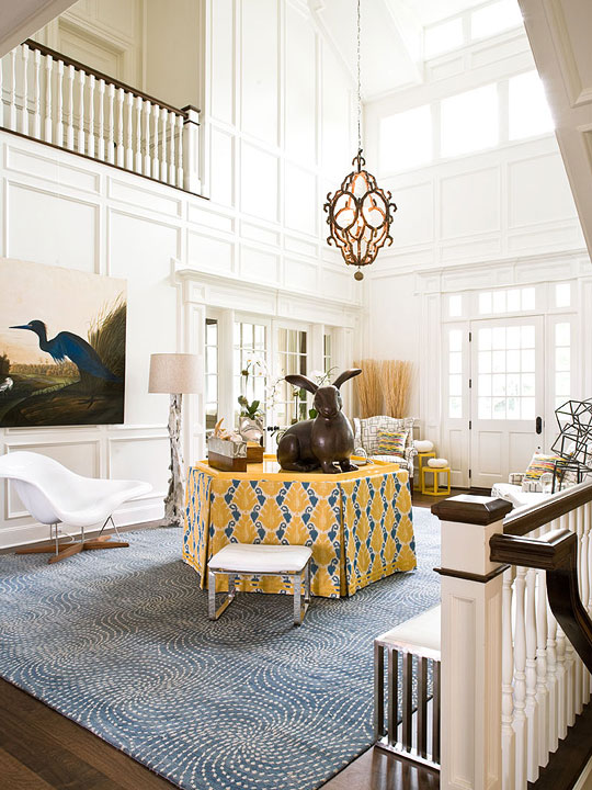 Hampton Designer Showhouse | Traditional Home