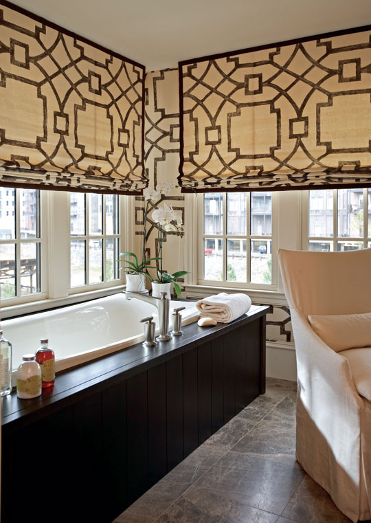 Stunning Master Bathrooms | Traditional Home