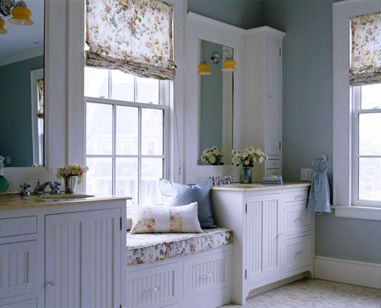 Decorating Bath Vanities Traditional Home