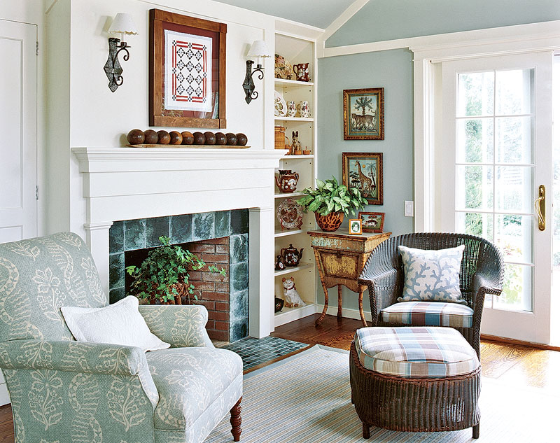 Cool Calm Amp Creative Nantucket Cottage Traditional Home