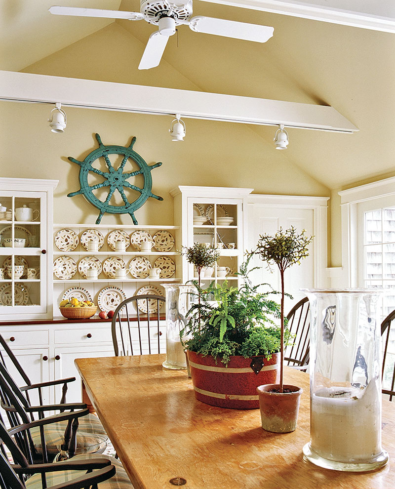Cool, Calm & Creative Nantucket Cottage
