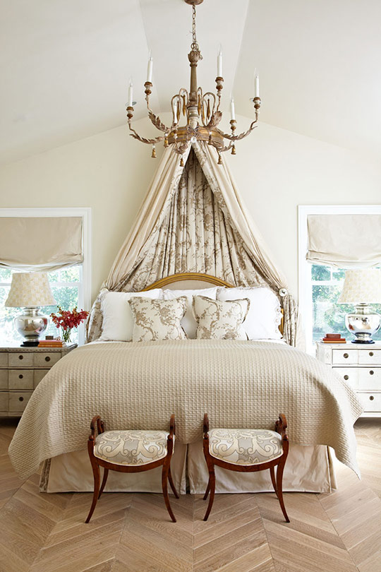 + ENLARGE. Master Bedroom In Neutrals