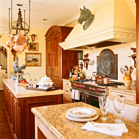 Jay Rambo Kitchen Cabinets: 20 Years Of Traditional Home: McBournie And Faudree
