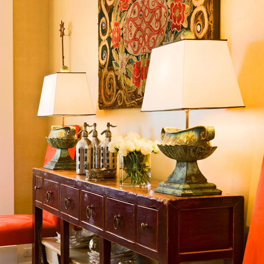 Comfortable Dining Room: Casual, Comfortable, And Colorful Home