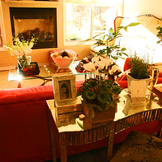 Decorating Your Home With Color: Decorating: Favorite Fall Colors