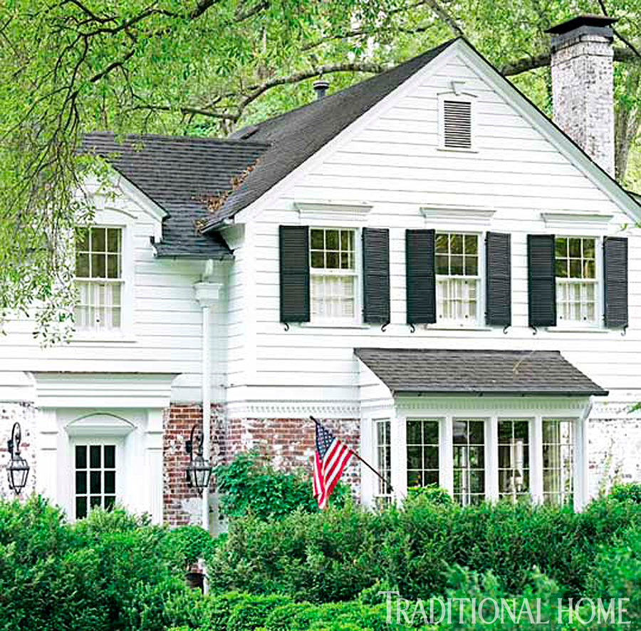 Comfortably Appointed Southern Home | Traditional Home