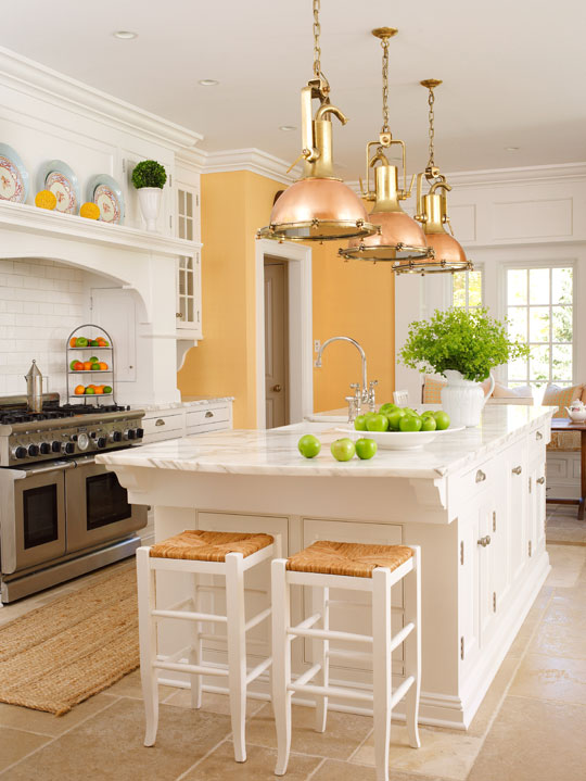 Kitchen Remodel Finding Space Traditional Home