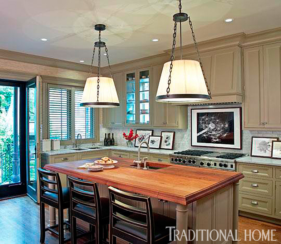 Sophisticated Chicago Townhome | Traditional Home