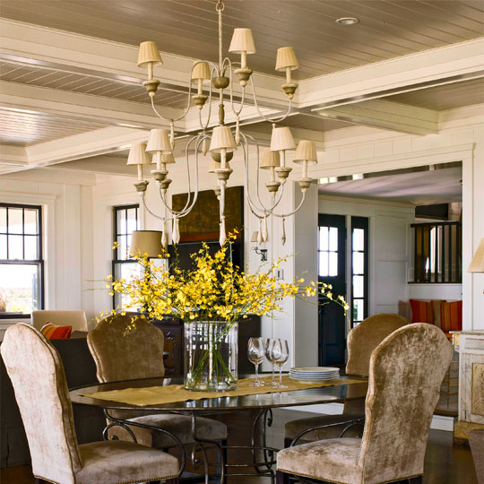 Lighting Ideas: Great Chandeliers | Traditional Home