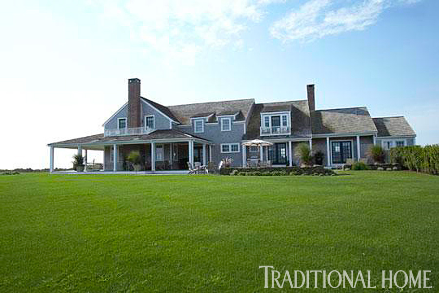 Nantucket Shingle Style | Traditional Home on