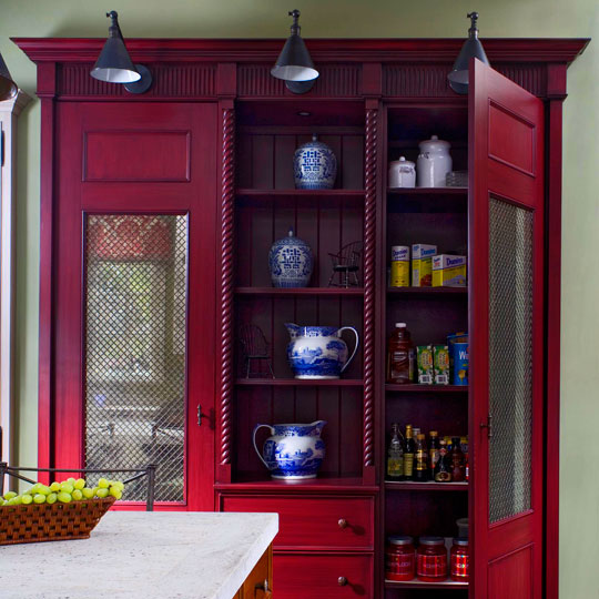 Kitchen Organization List: Great Kitchen Storage Ideas