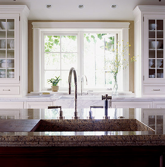 Kitchen Cabinets Around Windows @JM73 - Roccommunity