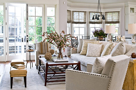Family Rooms We Love | Traditional Home
