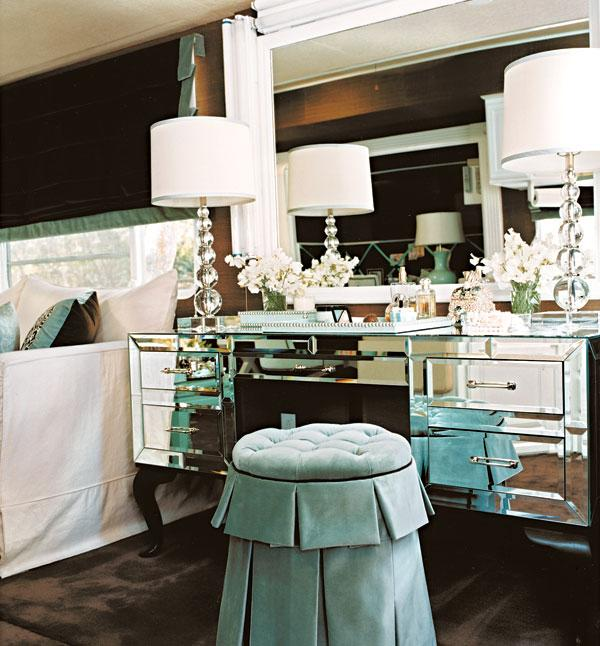 Hollywood glam traditional home for David sanders home designs