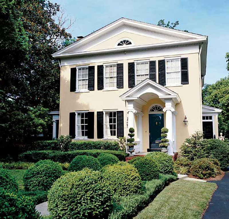 Get the look southern style architecture traditional home for Traditional house style