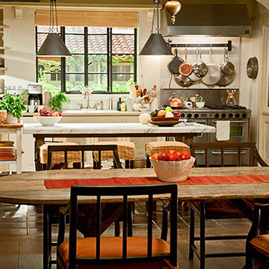 Set Design: It\'s Complicated | Traditional Home