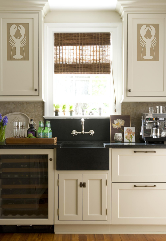 fridge cabinet design kitchen cabinets with furniture style flair traditional home