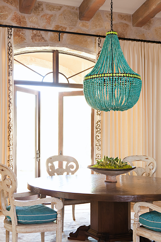 turquoise lighting turquoise chandelier enlarge get the look overscale lighting traditional home