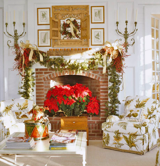 enlarge - Simple Ways To Decorate Your House For Christmas