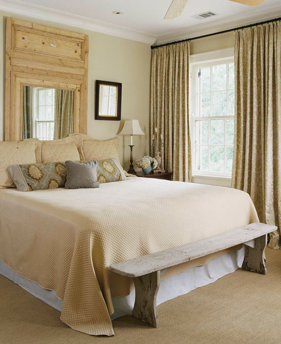 Nice Neutral Bedroom Decorating Ideas Part - 5: + ENLARGE