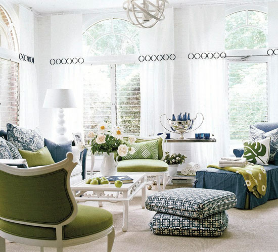 Experts\' Tips: Decorating with Emerald | Traditional Home