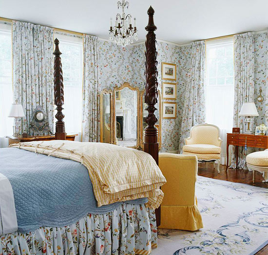 Beautifully decorated bedrooms from showhouses all over america traditional home - Beautifully decorated bedrooms ...