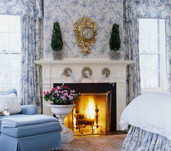 bedroom decorating ideas totally toile traditional home toile bedrooms ideas pictures remodel and decor