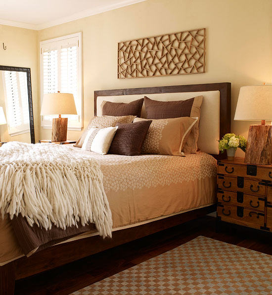 bedroom decorating ideas pillow talk traditional home