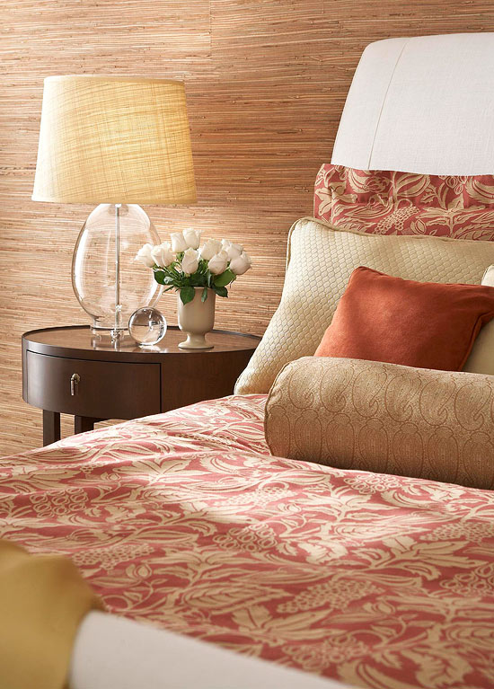bedroom pillows. Planet Preserving Pillows Bedroom Decorating Ideas  Pillow Talk Traditional Home