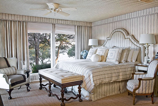 Bedroom Decorating Ideas: Window Treatments