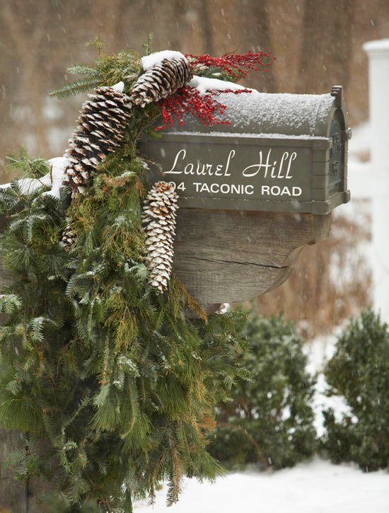 Outdoor Holiday Decoration Ideas Part - 45: + ENLARGE
