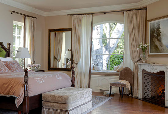 Perfect Italy Inspired Master Bedroom