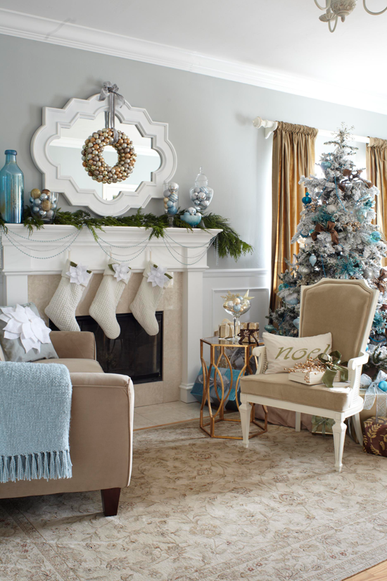 enlarge - Christmas Home Decor Catalogs
