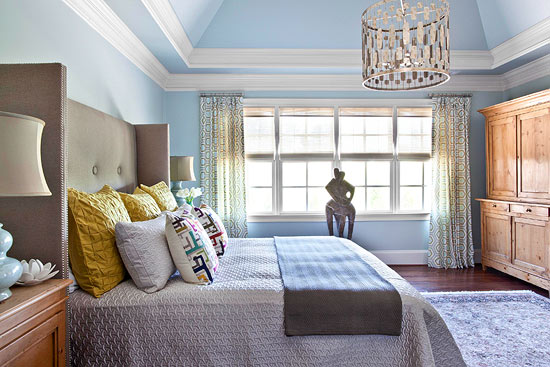 Bedroom Decorating Ideas Modern And Sophisticated Traditional Home