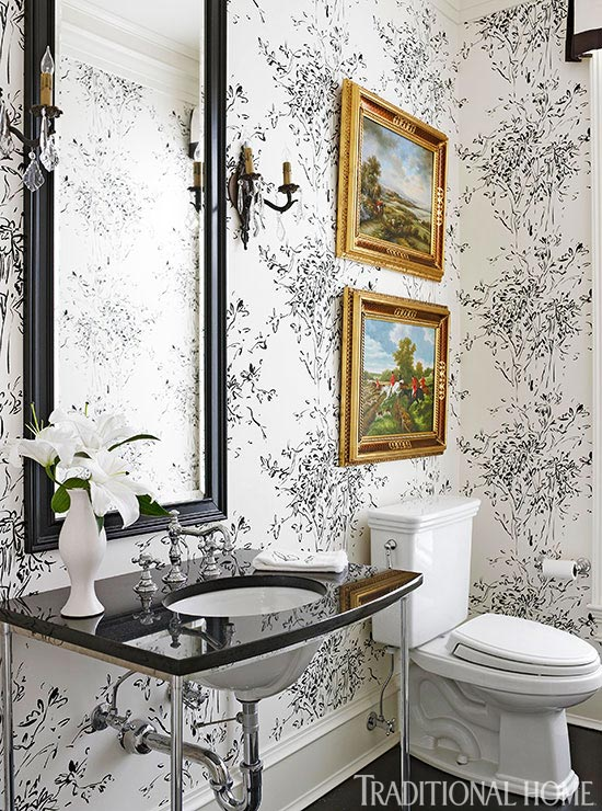 ENLARGE Werner Straube Whimsical Wallpaper