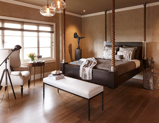 Bedroom Decorating Ideas: Modern and Sophisticated | Traditional Home