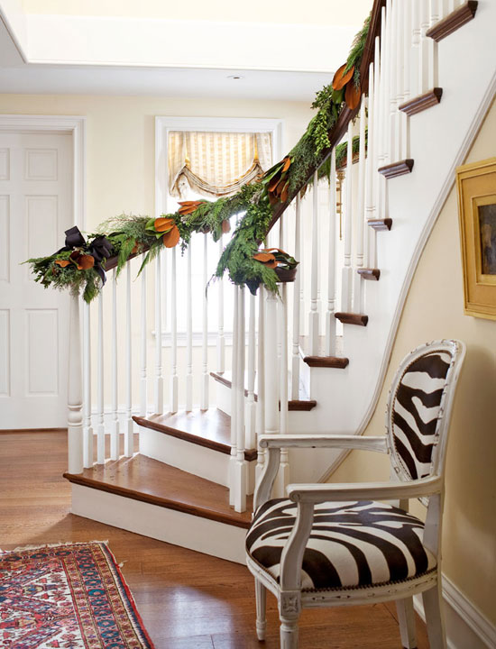 2 ideas holiday hallway classic contemporary decor