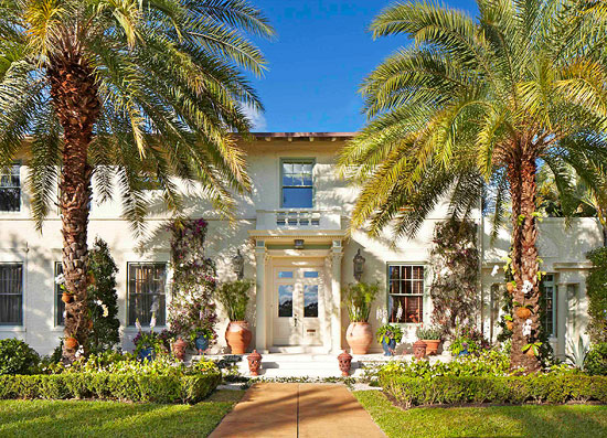 Red Cross Palm Beach Showhouse Traditional Home